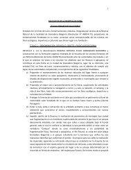 estatutos de la reserva natural - Asociación Náutica Reserva Natural ...