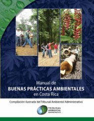 Manual de Buenas Prácticas Ambientales en Costa Rica - Amcham