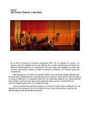 Dossier EDIT Español B