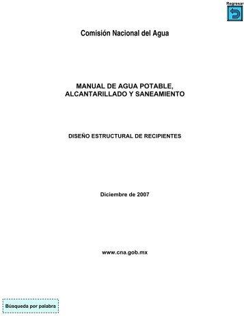 Diseño estructural de recipientes.pdf - Conagua