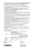 LAMBDA OMNICOLL colector de fracciones y muestras - Page 2