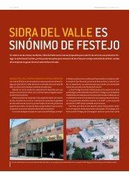 Sidra del Valle eS Sinónimo de feStejo - Bodegas Cuvillier ...