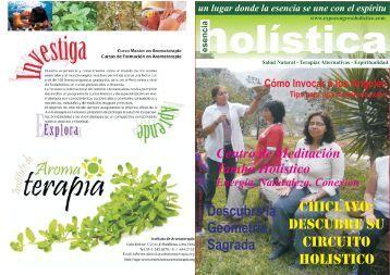 Revista Holística On Line - Radio TV Holistica