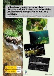 Protocolos de muestreo de comunidades biológicas acuáticas ...
