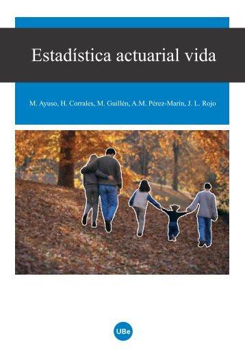 Estadística actuarial vida - Les Publicacions de la Universitat de ...