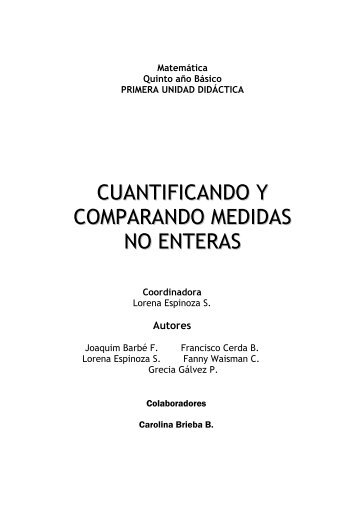 Concepto de Fracción - Clases Particulares de Matemáticas