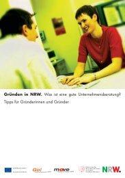 Was ist eine gute Unternehmensberatung? - GWS
