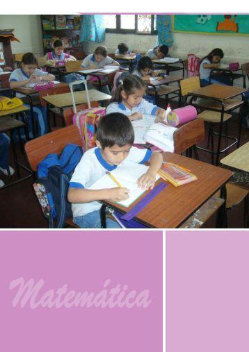 Matemática - Ministerio de Educación y Cultura