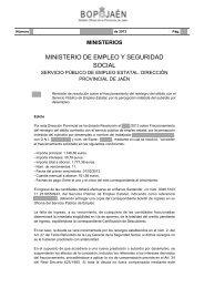 MINISTERIO DE EMPLEO Y SEGURIDAD SOCIAL - Cita previa INEM