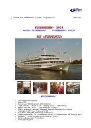 Т/Х ЛЕНИН 2004 - pulexpress