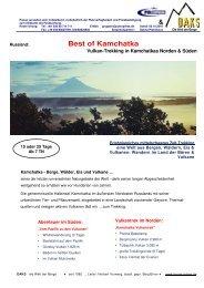 Best of Kamchatka - pulexpress