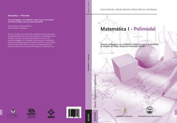 Matemática I - Polimodal - Universidad Nacional de Cuyo