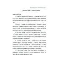 II. Estructura Familiar y Rendimiento Escolar - Universidad de Sonora