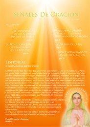 revista señales de oración nº 15 - Voz y Eco de la Madre Divina