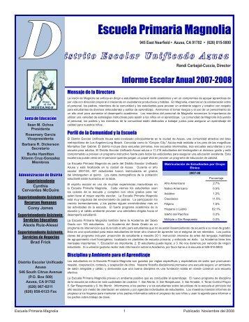 Escuela Primaria Magnolia - Axiomadvisors.net
