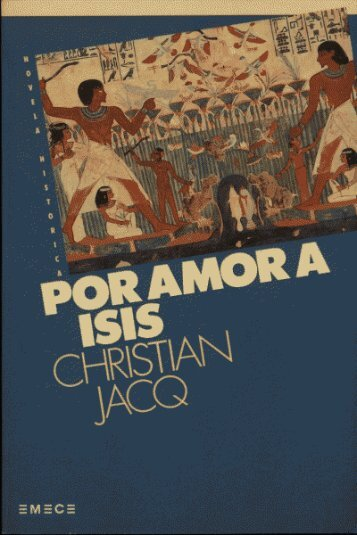 Por amor a Isis - masoneria activa biblioteca