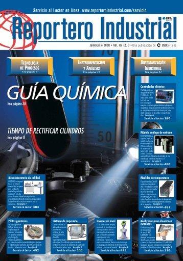 TIEMPO DE RECTIFICAR CILINDROS - Reportero Industrial