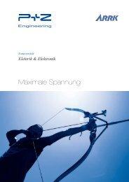 Elektrik & Elektronik - bei P+Z Engineering