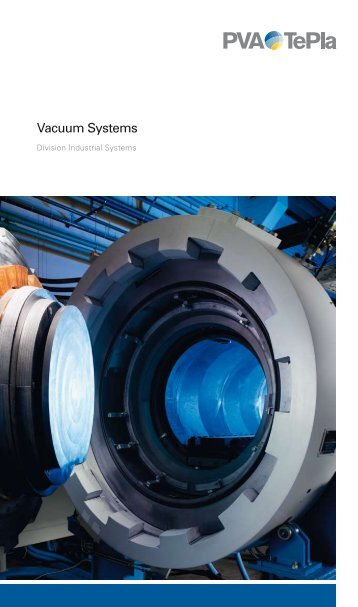 Vacuum Systems - PVA TePla AG