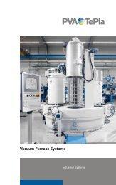 Vacuum Furnace Systems - PVA TePla AG
