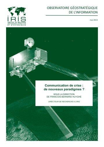 20130507-communicatio-de-crise-observatoire-geostrategique-de-information