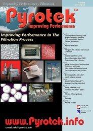 Improving Performance - Filtration - Pyrotek