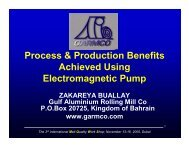 Process & Production Benefits Achieved Using ... - Pyrotek