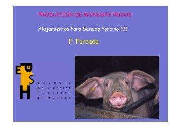 F. Forcada