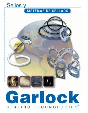 catalogo general de garlock en español