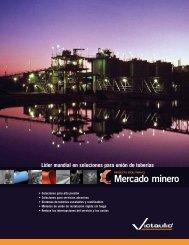 Mercado minero - Victaulic
