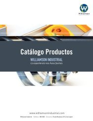 Catálogo Productos - Herramientas