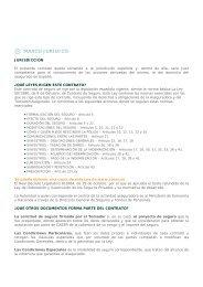 Condiciones del seguro de energía solar fotovoltaica - Seguros ...