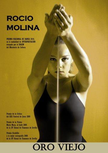 Descargar dossier de prensa - Rocío Molina