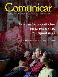 Comunicar 29 - Revista Comunicar