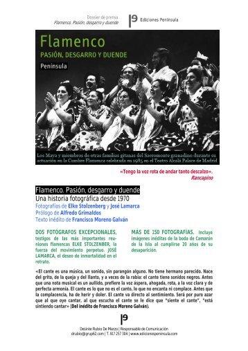 Descarga el dossier en PDF - Ediciones Península
