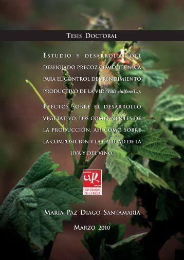 Texto completo (pdf) - Dialnet - Universidad de La Rioja