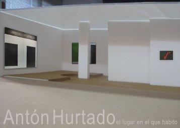 Catálogo de la exposición - Galería de Arte Juan Manuel Lumbreras