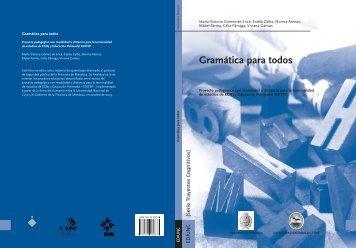 Gramática para todos - Biblioteca Digital - Universidad Nacional de ...