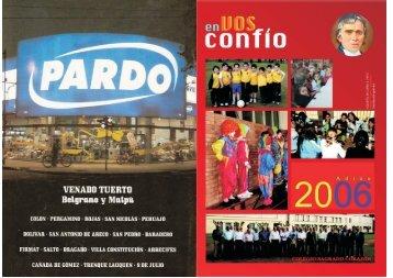 """""""En Vos Confío"""" - Nro. 5 PARTE I - Colegio Sagrado Corazón"""