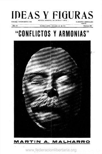 1911, octubre. Año III, nº 60. - Federacion Libertaria Argentina