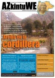 Puelmapu Justicia - Centro de Documentación Ñuke Mapu