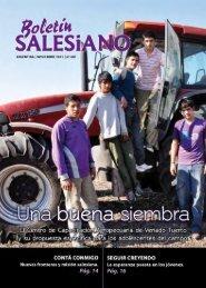 don Bosco - Boletín Salesiano