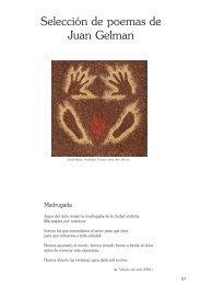 Selección de poemas de Juan Gelman - zurgai