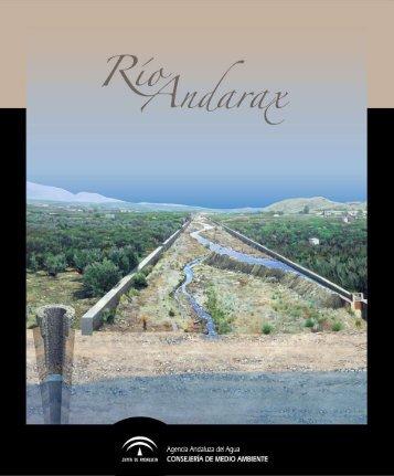 Río Andarax - Junta de Andalucía