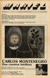 Número 4, Invierno de 1984 - Revista Mariel