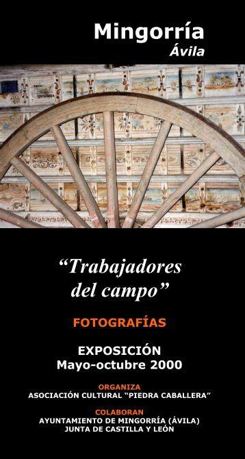 Trabajadores del campo. Fotografías - Junta de Castilla y León
