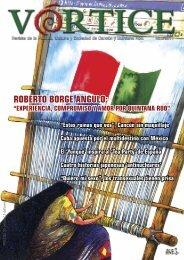 ROBERTO BORGE ANGULO: - Educación y Cultura Cancún