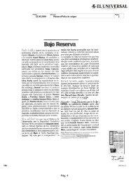 Pág: 4 - Asociación Nacional del Notariado Mexicano