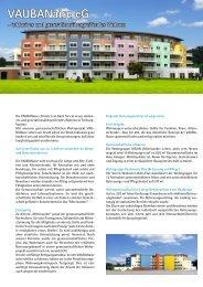 VAUBANaise eG - inklusives und generationsübergreifendes Wohnen