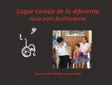 Lugar común de lo diferente - Carmina Hernández Covarrubias